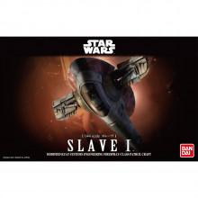 Slave I  Model in scala 1/144 da Star Wars Boba Fett