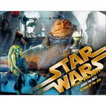 Autografo Toby Philpott Star Wars Jabba Foto 20x25
