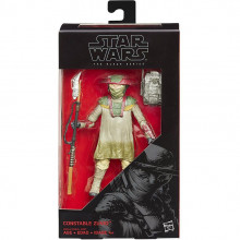 Constable Zuvio da Star Wars Episode VII Black Series – 09