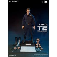 Enterbay HD-1014 Terminator 2 Judgement Day 1/4 Quarter Scale T-1000 T1000