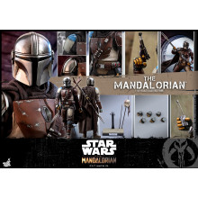 Hot Toys TMS 07 The Mandalorian Disponibile spedizione immediata
