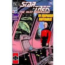 STAR TREK The Next Generation n° 6 - Ed. Play Press - Dicembre 1995