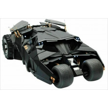 HOT TOYS 1/6 MMS69 BATMAN TDK BATMOBILE TUMBLER BLACK