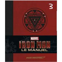 MANUALI TECNICI IRON MAN MARVEL MONDO MARVEL EDIZIONE RARA 2009 VOL.3