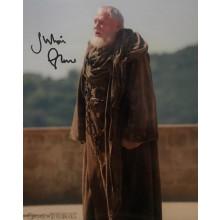 Autografo Julian Glover Game of Thrones Foto 20x30