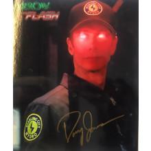 Autografo Doug Jones Arrow Flash  Foto 20x25: