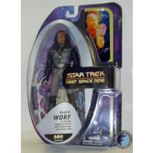 STAR TREK DEEP SPACE NINE - REGENT WORF DIAMOND ACTION FIGURE