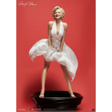Marilyn Monroe Superb Scale Hybrid Statue 1/4 Marilyn Monroe 46 cm Statue