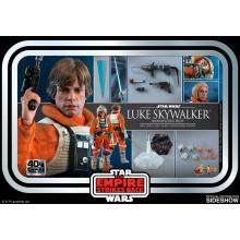 Hot Toys MMS 585 Star Wars V : TESB – Luke Skywalker Snowspeeder Pilot (40th Anniv)