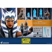 PREORDINE Hot Toys TMS 21 Star Wars : The Clone Wars – Ahsoka Tano