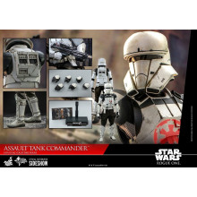 PREORDINE Rogue One: A Star Wars Story Action Figure 1/6 Assault Tank Commander 30 cm