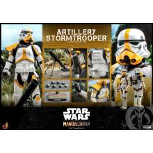 PREORDINE Star Wars The Mandalorian Action Figure 1/6 Artillery Stormtrooper 30 cm