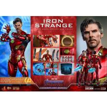 PREORDINE Hot Toys MMS 606 D41 Avengers : Endgame – Iron Strange