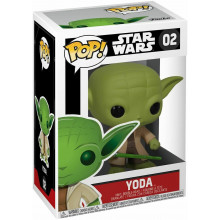 Funko Pop! Star Wars Yoda #02