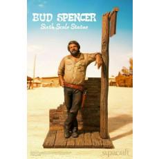 "BUD SPENCER ""BAMBINO"" 1970 STATUE 44 CM 1/6 RESIN FIGURE SUPACRAFT"