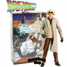 """Back to the Future: Ultimate """"Doc"""" Brown (Ritorno al futuro) Neca"""