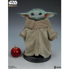 Star Wars The Mandalorian Life-Size Statue The Child  Baby Yoda 42 cm