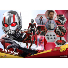 Hot Toys MMS 497 Ant-man and the Wasp – Ant-man