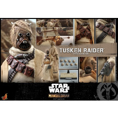 PREORDINE HOT TOYS TMS 28 THE MANDALORIAN - TUSKEN RAIDER