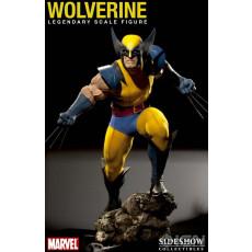 Sideshow: Wolverine Legendary Scale Figure 1:2 –