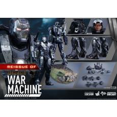 PREORDINE HOT-TOYS Iron Man 2 Movie Masterpiece Action Figure 1/6 War Machine 32 cm