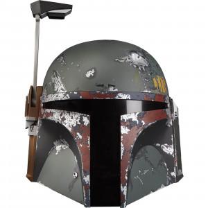 Casco elettronico Boba Fett 1:1 da Star Wars, The Black Series, Hasbro