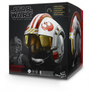 Casco di Luke Skywalker, 1:1 Star Wars Black Series