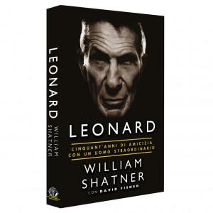 Leonard di William Shatner