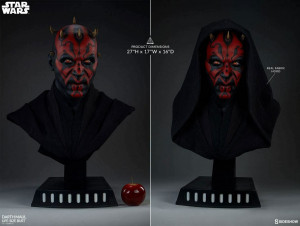 Star Wars Busto 1/1 Darth Maul Lifesize 69 cm