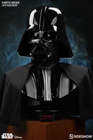 Star Wars Busto 1/1 Darth Vader Lifesize 75 cm