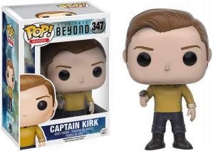 Funko Pop! Vinile Star Trek STB Kirk Duty Uniform