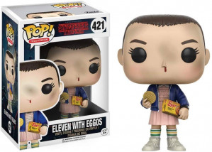 Funko Pop!  Stranger Things  Eleven with Eggos