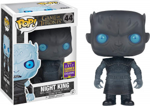 Funko Pop! Game of Thrones Translucent Night King SDCC 2017