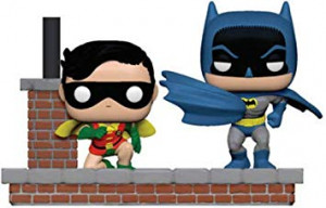 Funko Pop!  Comic Moment 80th: Look Batman And Robin (1964),