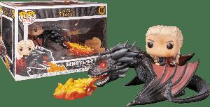 Funko Pop!  Game of Thrones Daenerys on Fiery Drogon