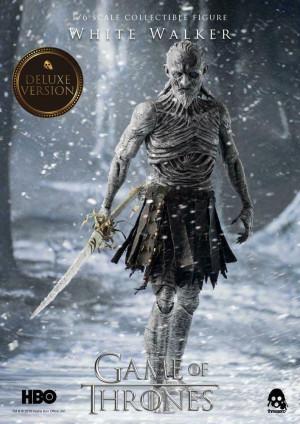 ThreeZero - HBO - Game Of Thrones - Estranei 1/6: Autografato da Ross Mullan Deluxe Edition