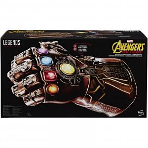Riproduzione del Guanto dell'Infinito di Thanos, 1:1 Legends Series, Avengers: Infinity War, Hasbro, Marvel