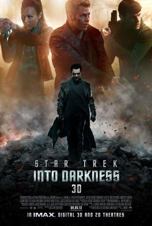Poster Star Trek into Darkness 70x100