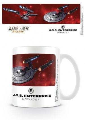 Tazza Star Trek Discovery (Pike's Enterprise)