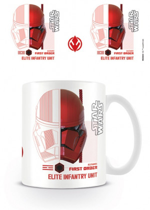 Tazza Star Wars: The Rise of Skywalker (Sith Trooper)