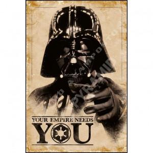 Star Wars Darth Vader (il tuo impero ha bisogno di te)