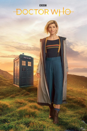 Poster Doctor Who (13th Doctor)