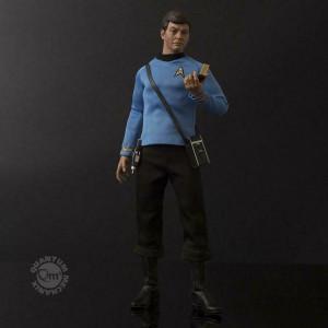 Star Trek TOS Master Series Action Figure 1/6 Dr. McCoy  30 cm