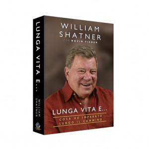 Lunga vita e… versione autografata da William Shatner – Limited 59/59 Edition 59 copie