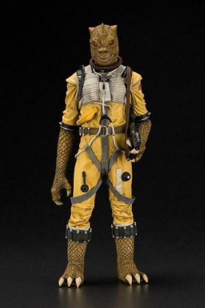 STAR WARS Bounty Hunter Bossk ArtFX+ Statue KOTOBUKIYA