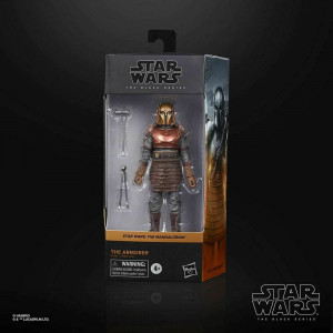 Star Wars The Mandalorian The Armorer Black Series Action Figures 15 cm 2021